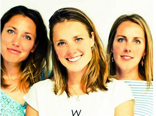 Poppys Parade - 3 ambitieuze zusjes - front