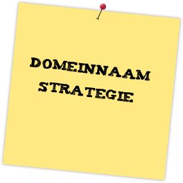 Domeinnaam Strategie