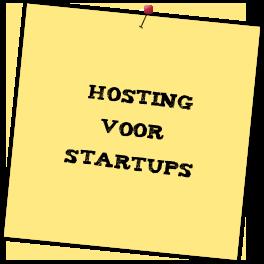 Hosting voor Startups